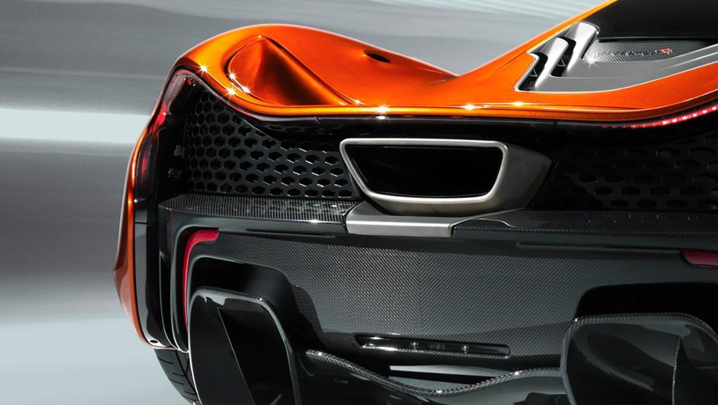 McLaren P1 2020 Exterior 003