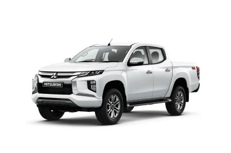 2020 Mitsubishi Triton Double Cab Plus 2.4 GLS 6MT