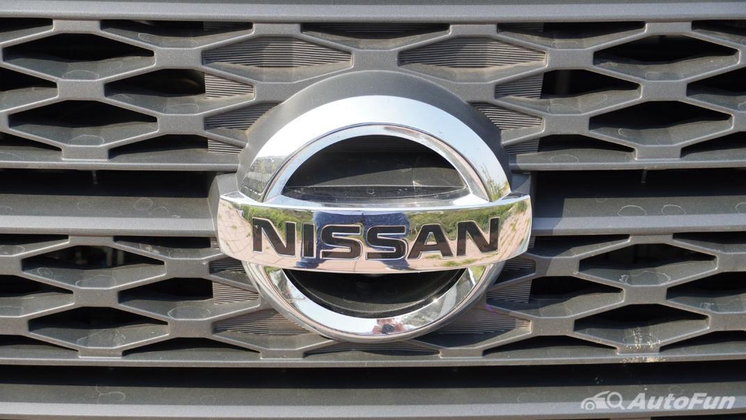 2021 Nissan Navara Double Cab 2.3 4WD VL 7AT Exterior 036