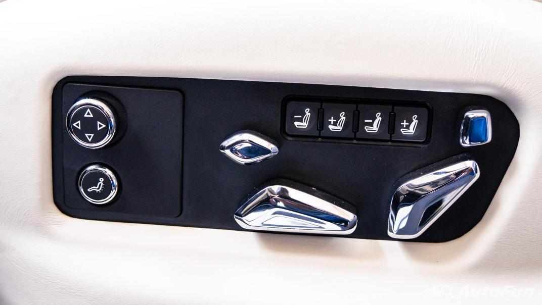 2020 Bentley Flying Spur 6.0L W12 Interior 030