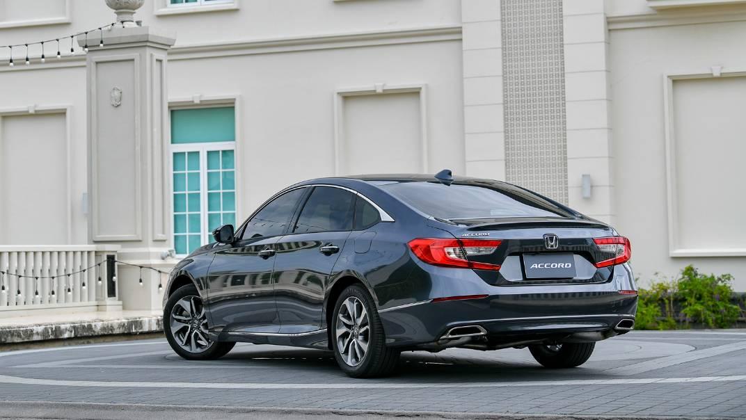 2021 Honda Accord 1.5 Turbo EL Exterior 027