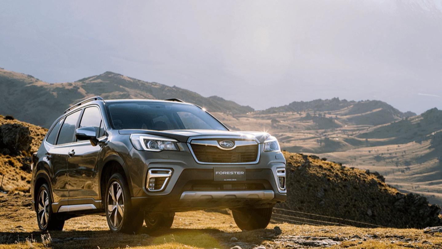Subaru Forester 2020 Exterior 005