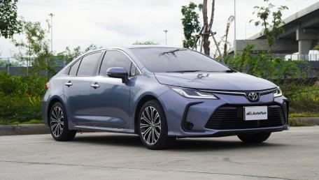 2021 Toyota Corolla Altis 1.8 Sport ราคารถ, รีวิว, สเปค, รูปภาพรถในประเทศไทย   AutoFun