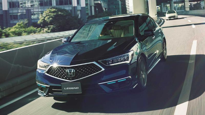 รถยนต์หรือคนขับต้องรับผิดชอบ? หากระบบขับขี่อัตโนมัติ Honda Sensing Elite เกิดอุบัติเหตุ 02