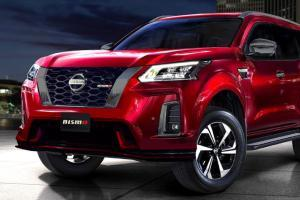 Rendered : 2022 Nissan Terra Nismo แต่งสปอร์ตจากโรงงาน เอาไว้ข่ม Toyota Fortuner GR Sport