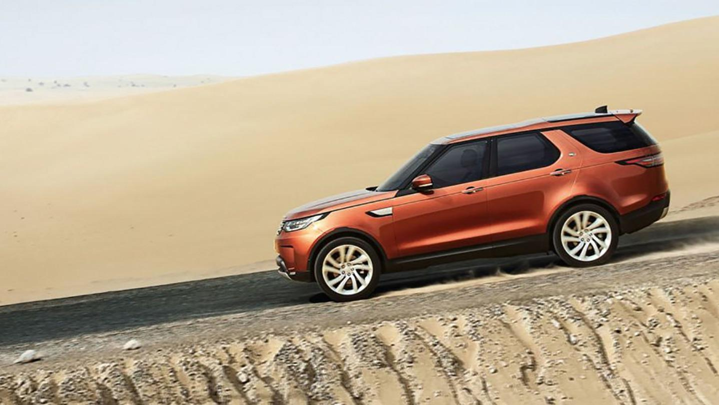 Land Rover Discovery 2020 Exterior 008
