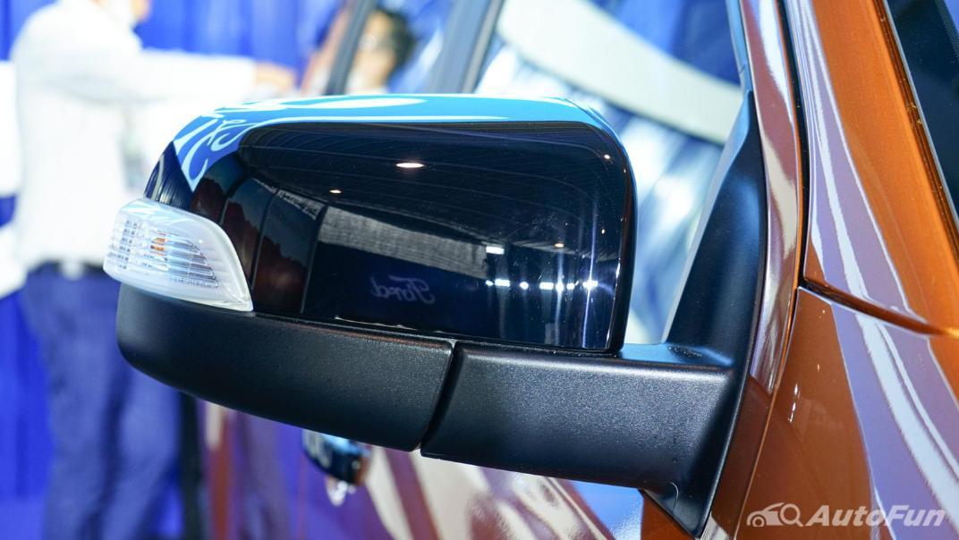 2021 Ford Ranger Wildtrak Exterior 020