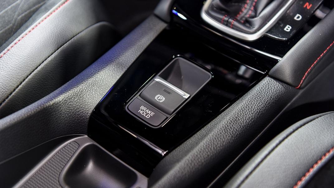 2021 Honda City e:HEV RS Interior 084