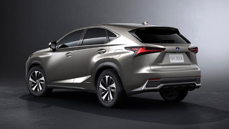 Review: Lexus NX ครอสโอเวอร์พรีเมียมสุดหรู 02