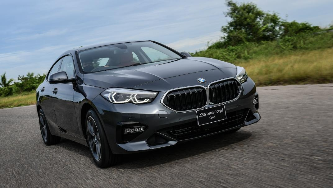 2021 BMW 2 Series Gran Coupe 220i Sport Exterior 012