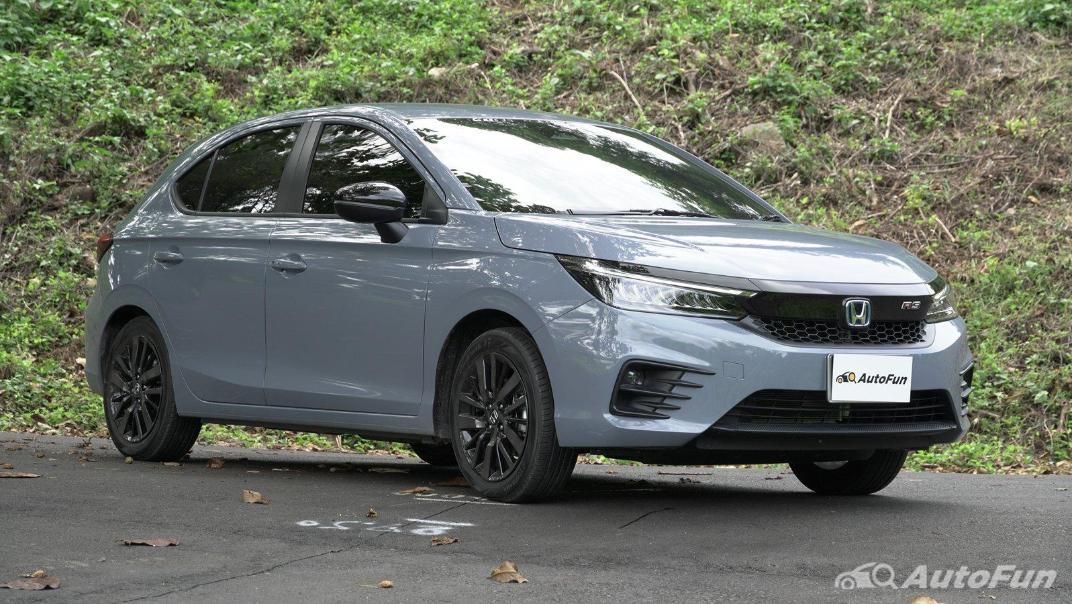 2021 Honda City Hatchback e:HEV RS Exterior 003