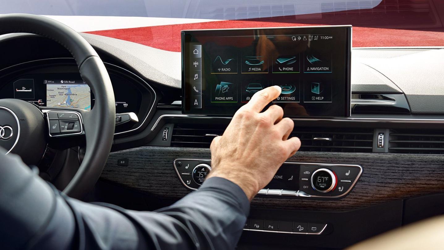 Audi A4 Avant 2020 Interior 003