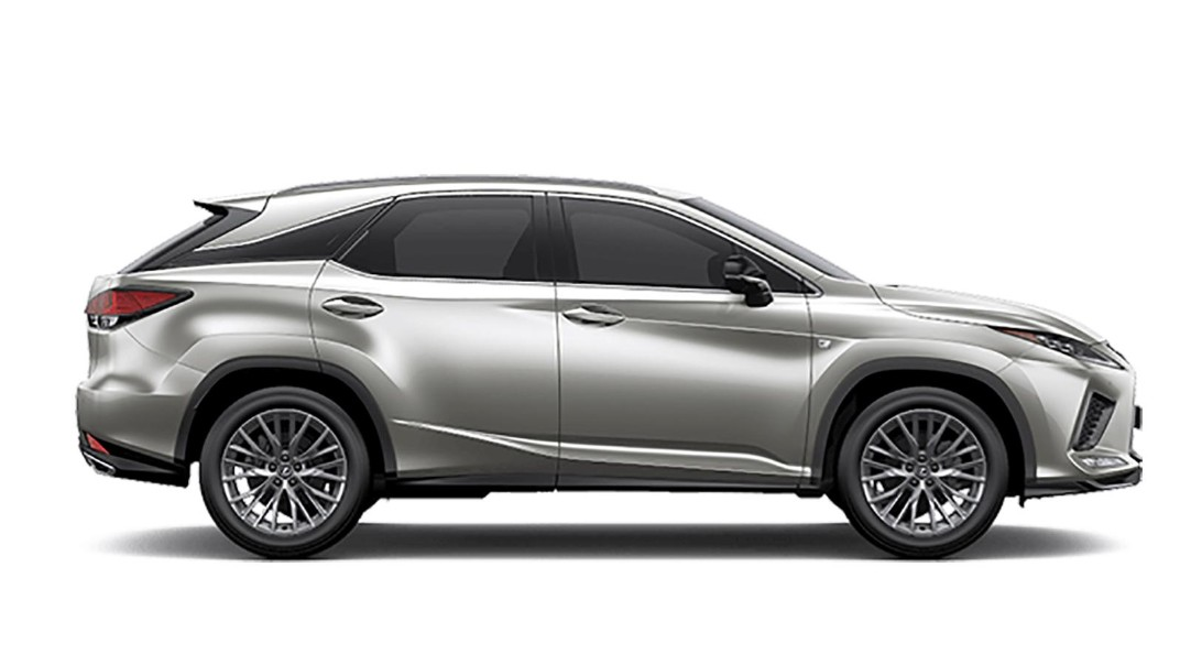 Lexus RX 2020 Others 003
