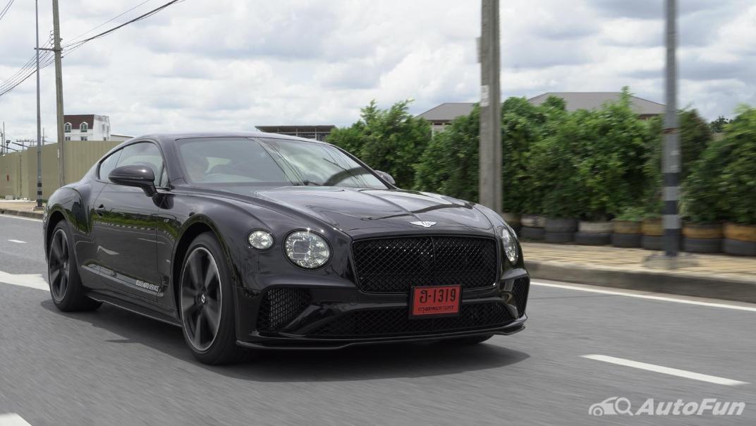 2020 Bentley Continental-GT 4.0 V8 Exterior 058