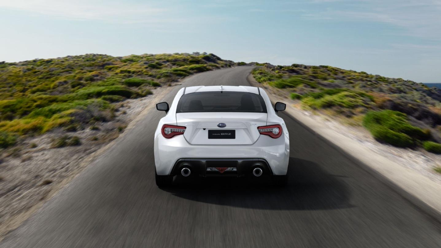 Subaru Brz 2020 Exterior 010