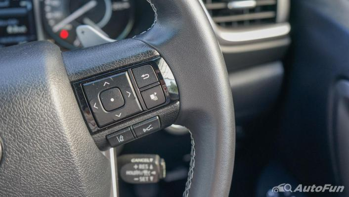2020 Toyota Fortuner 2.8 Legender 4WD Interior 010