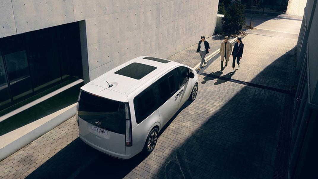 2021 Hyundai Sratia Exterior 008