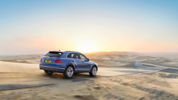 Bentley Bentayga 2020 Exterior 006