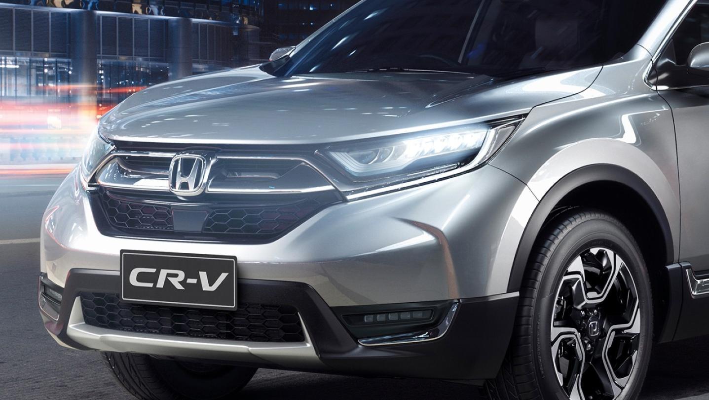 Honda CR-V 2020 Exterior 011