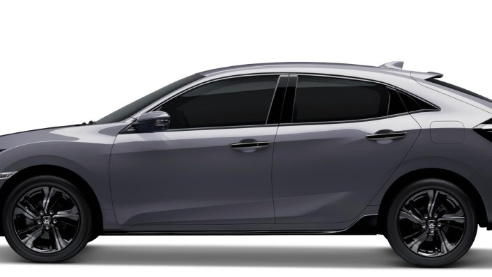 Honda Civic Hatchback 2020 Exterior 006