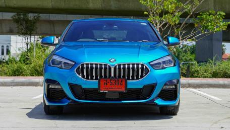 2021 BMW 2-Series-Gran Coupé 1.5 218i M Sport ราคารถ, รีวิว, สเปค, รูปภาพรถในประเทศไทย | AutoFun