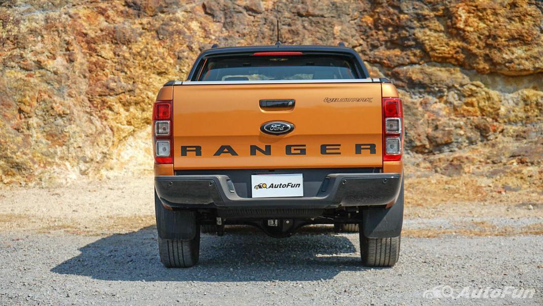 2020 Ford Ranger Double Cab 2.0L Turbo Wildtrak Hi-Rider 10AT Exterior 006