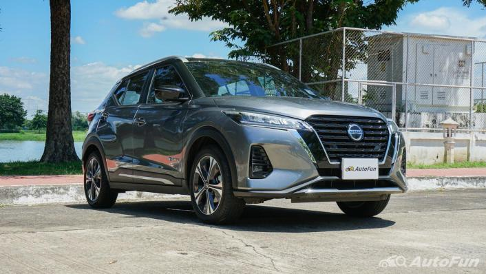 2020 1.2 Nissan Kicks e-POWER S Exterior 003