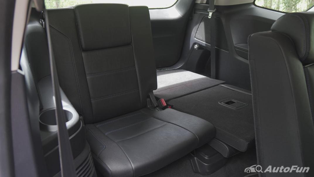 2021 Ford Everest 2.0L Turbo Titanium 4x2 10AT - SPORT Interior 046