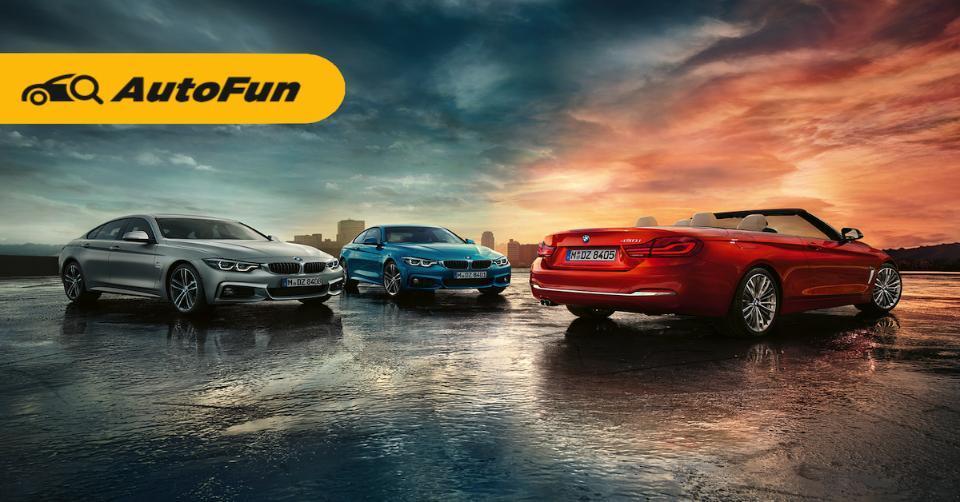ฟอร์ด Ford Mustang ฟอร์ด มัสแตง BMW 4 Series 430I COUPE บีเอ็มดับเบิลยู