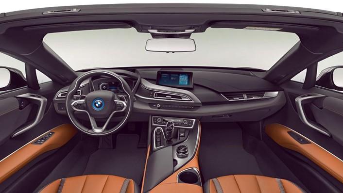 BMW I8-Roadster 2020 Interior 001