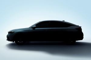 เผยภาพแรก 2022 Honda Civic Hatchback มาพร้อมเกียร์ธรรมดา เปิดตัว 23 มิถุนายนนี้