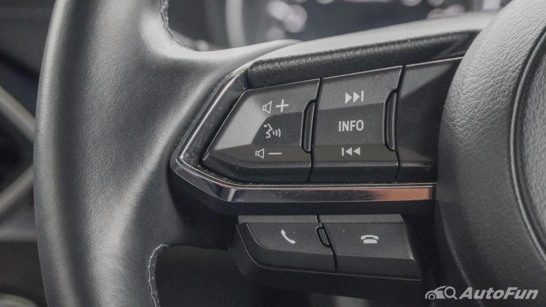 2020 2.5 Mazda CX-8 Skyactiv-G SP Interior 004