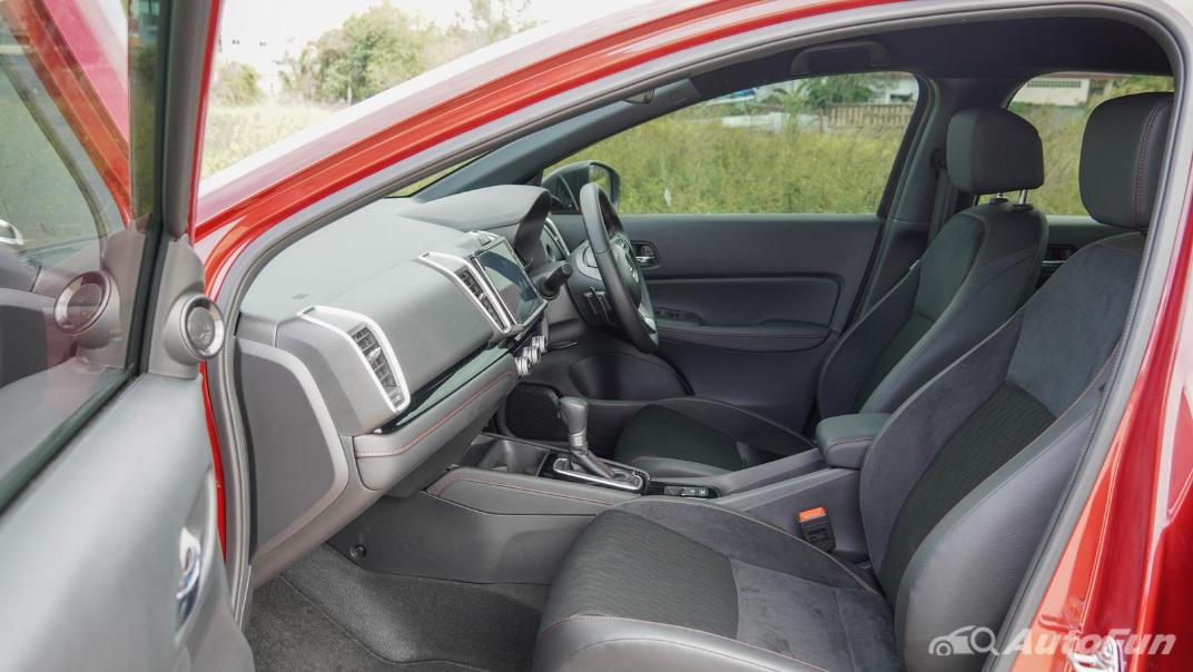 2021 Honda City e:HEV RS Interior 038