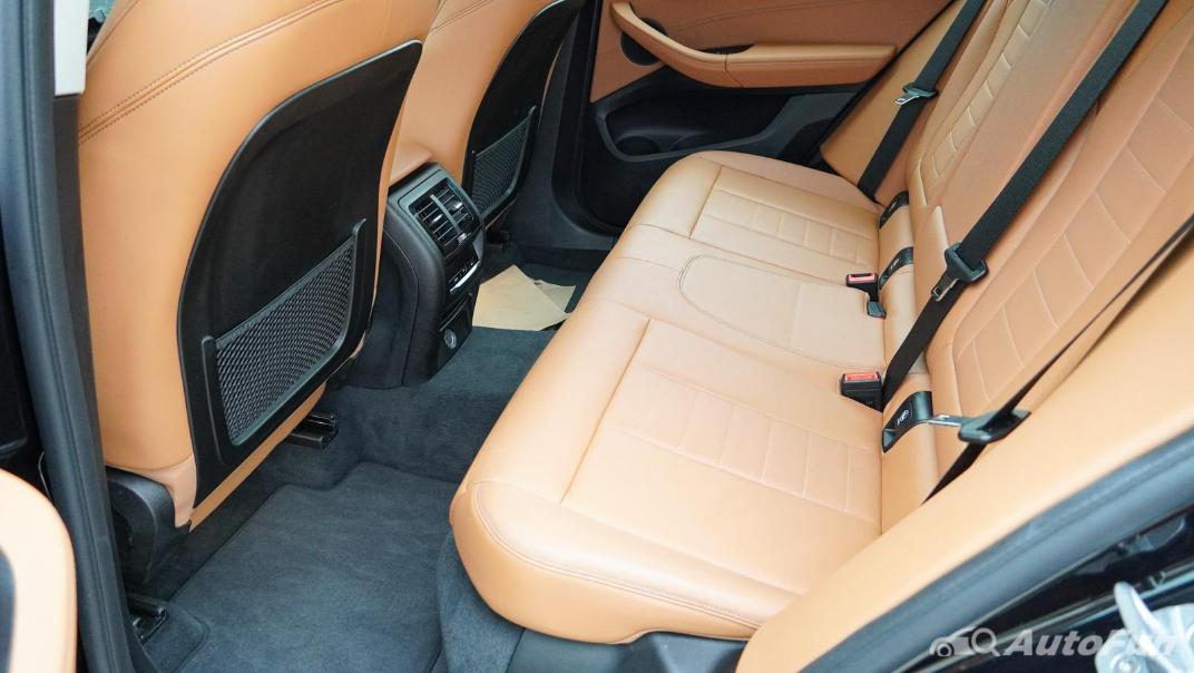 2020 2.0 BMW X3 xDrive20d M Sport Interior 060