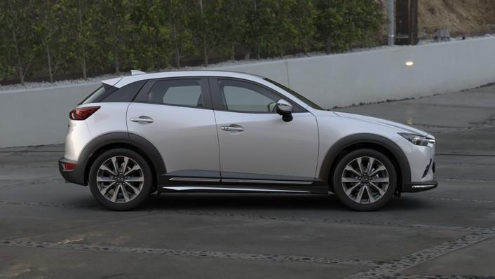 Mazda CX-3 2020 Exterior 005