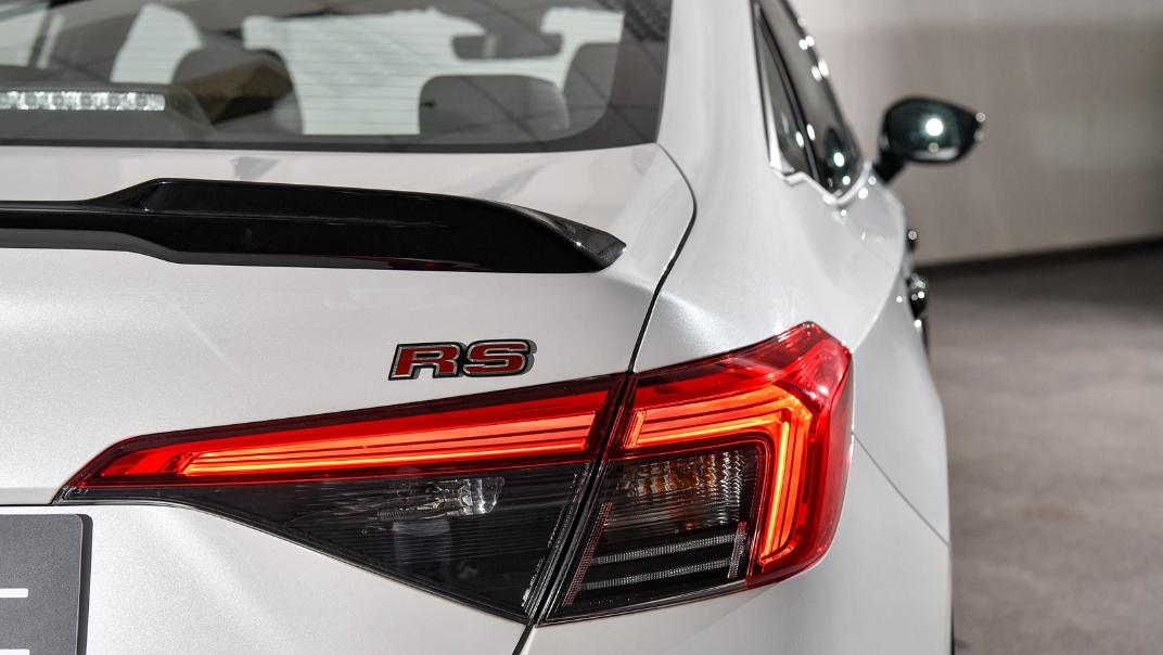 2022 Honda Civic RS Exterior 031