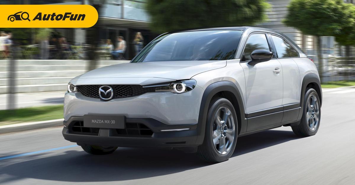เพราะเหตุใด Mazda ยกธงขาว ยกเลิกโปรเจคต์ขุมพลังโรตารี่ปั่นไฟฟ้าในรถอีวี 01