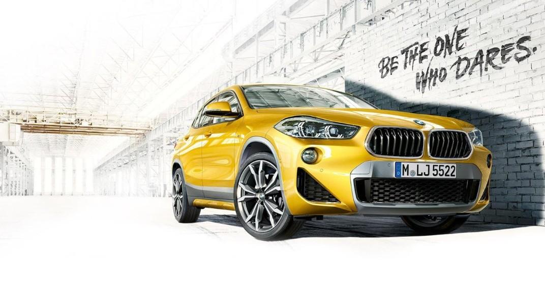 BMW X2 2020 Exterior 001
