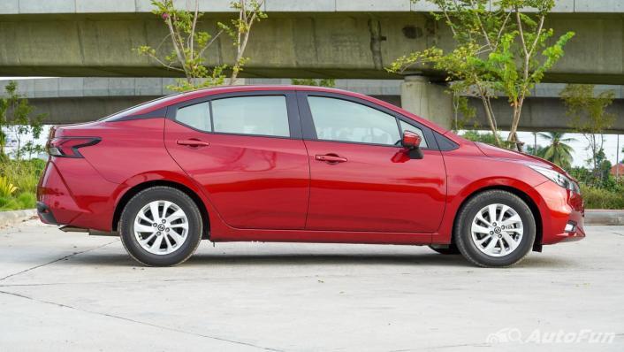 2020 Nissan Almera 1.0 Turbo VL CVT Exterior 004
