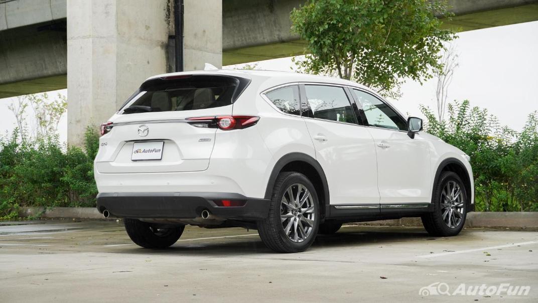 2020 2.5 Mazda CX-8 Skyactiv-G SP Exterior 005
