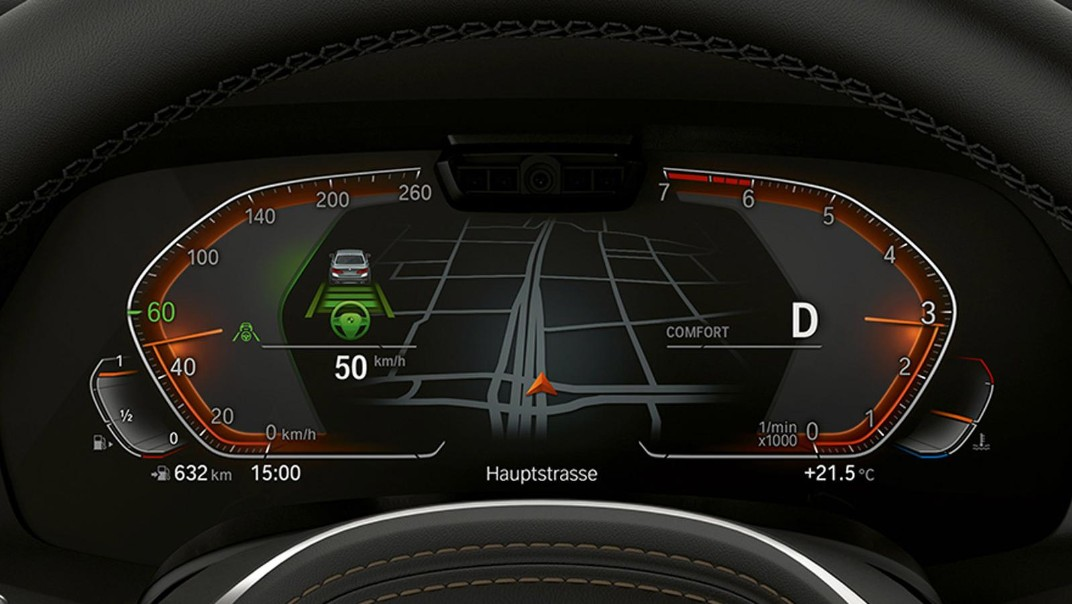 BMW X5 2020 Interior 007