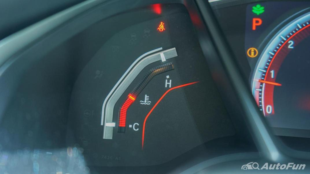 2020 Honda Civic 1.5 Turbo RS Interior 071