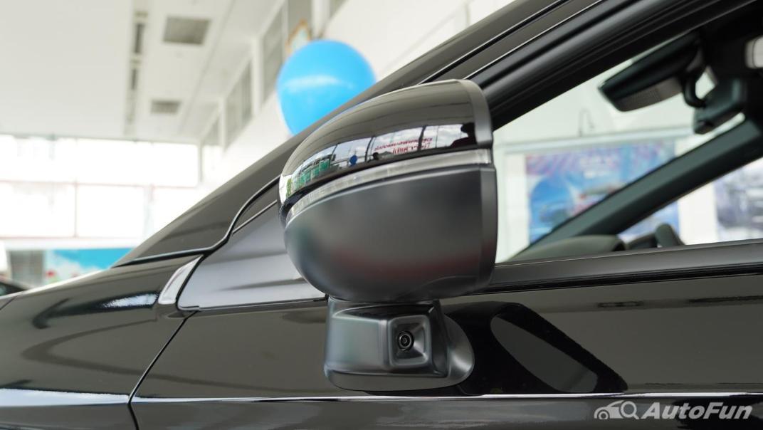 2021 Honda City Hatchback e:HEV RS Exterior 064