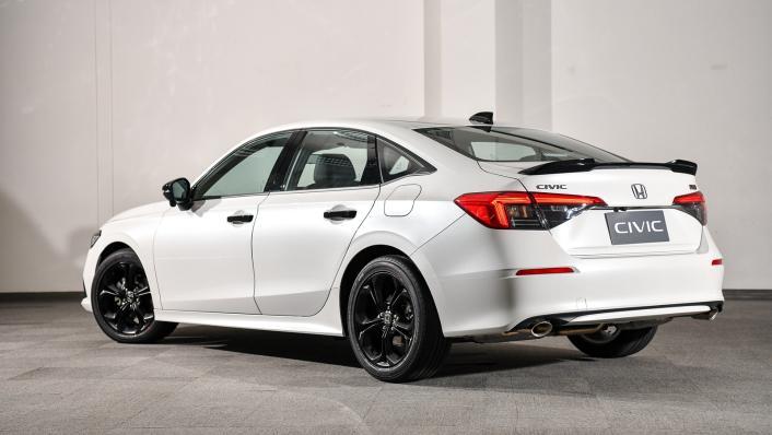 2022 Honda Civic RS Exterior 007