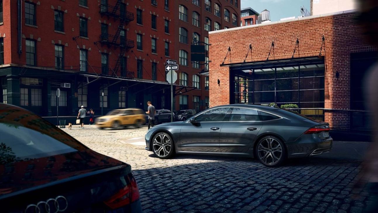 Audi A7 Sportback 2020 Exterior 011