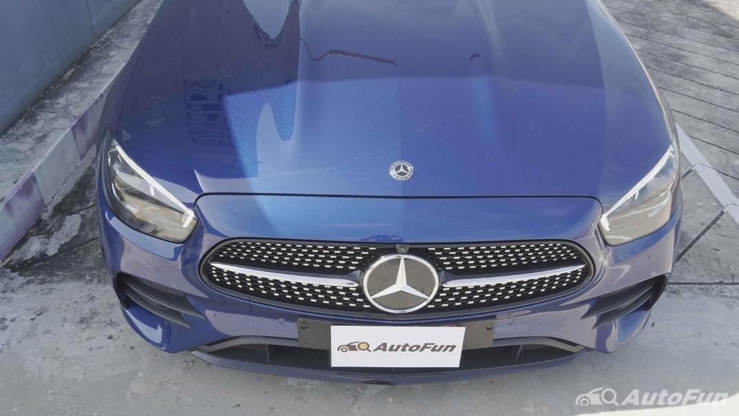 2021 Mercedes-Benz E-Class Cabriolet E 200 AMG Dynamic Exterior 035