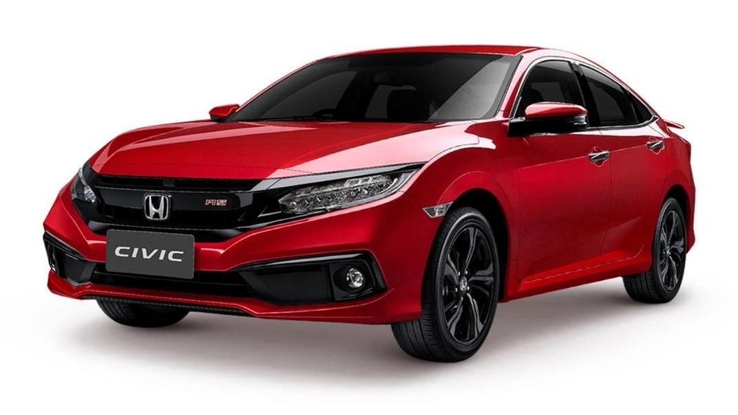Honda Civic 2020 Exterior 001