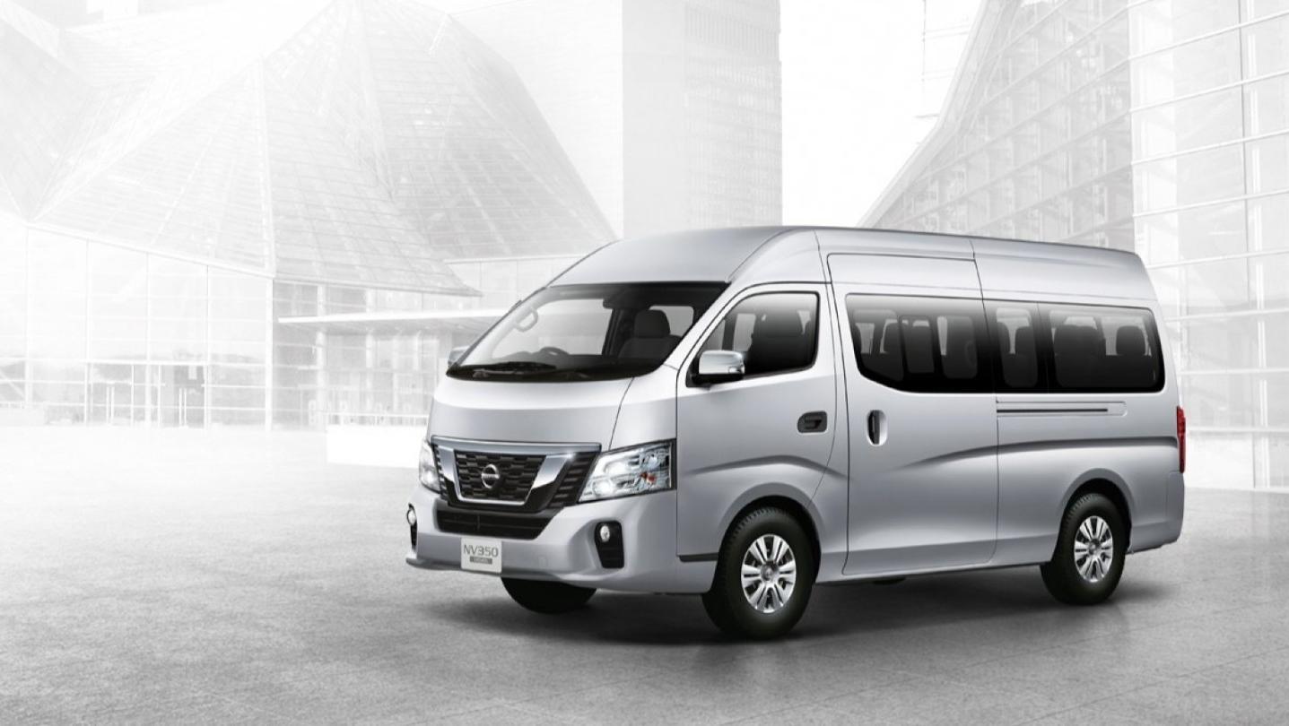 Nissan Urvan Public 2020 Exterior 003