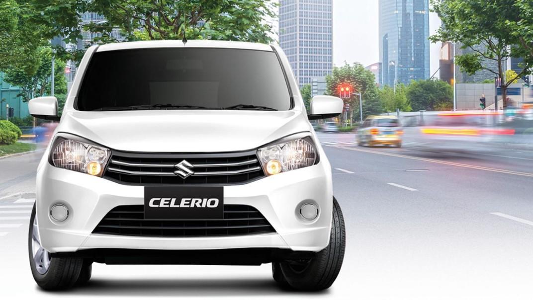 Suzuki Celerio 2020 Exterior 013