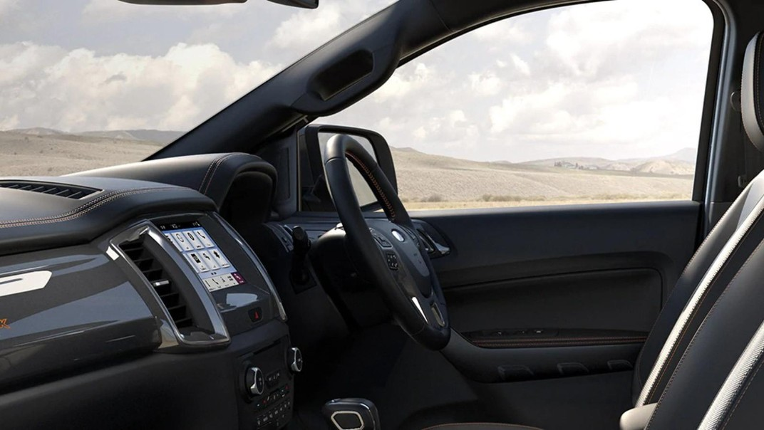 Ford Ranger 2020 Interior 004
